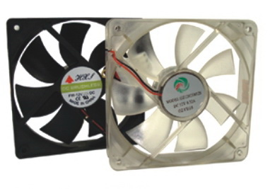 12cm Case Fan Black