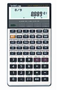 Scientific Calculator with 228 Functions (Metal Casing)