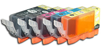 TONNY Compatible CLI526GY(With Chip), CLI-526GY,CCI526GY  Ink Cartridge