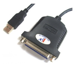 USB to DB25F